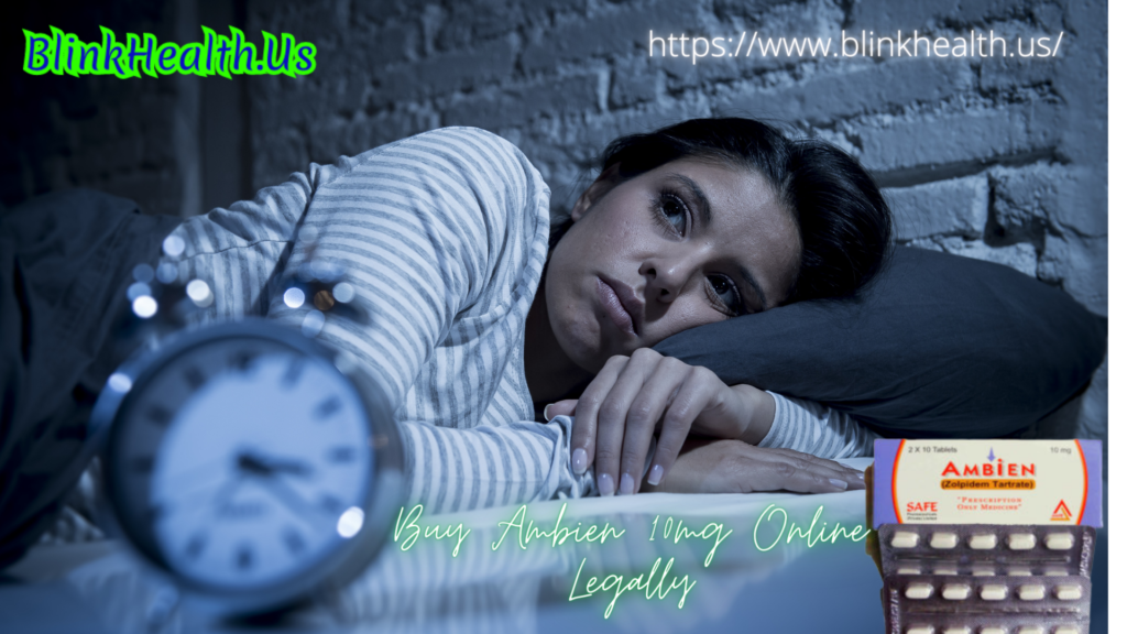 Buy Ambien 10mg Online Legally